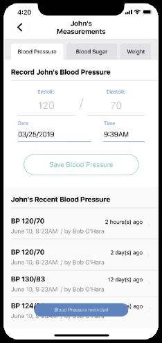 healthsync metrics step