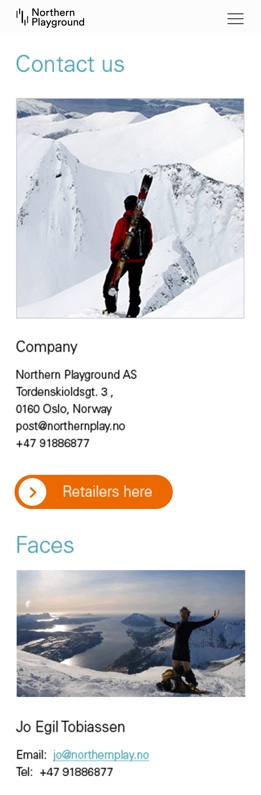 northern-playground mobile-contacts