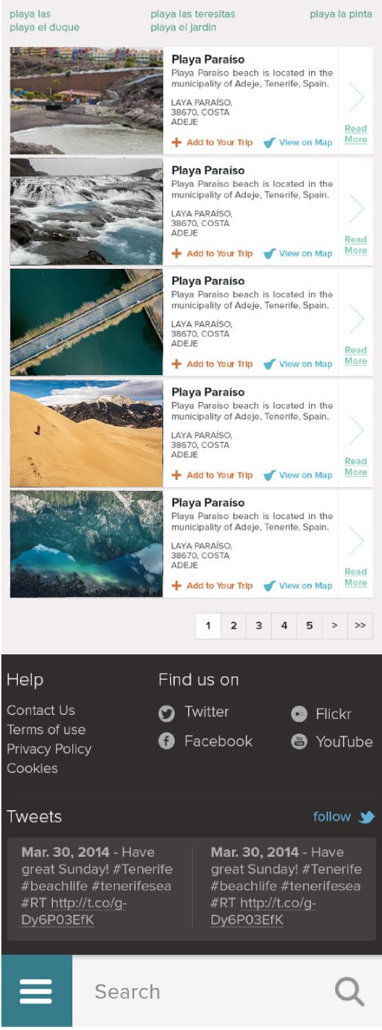 tenerifebay locations