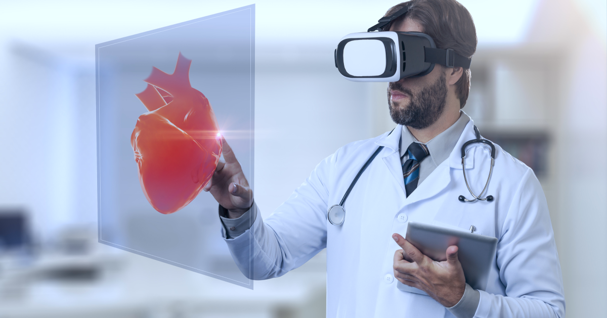 virtual reality in medicine and surgery