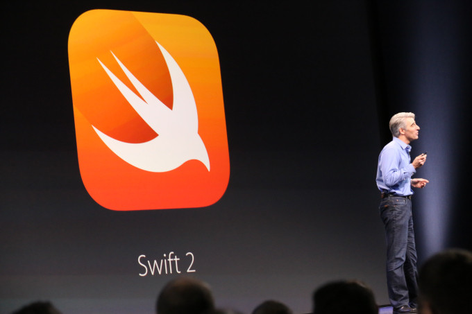 Apple presents Swift 2