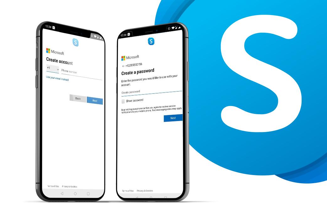 video calling app Skype