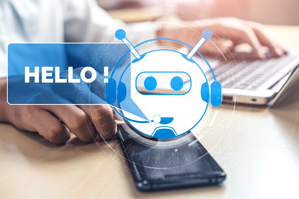 chatbot - mobile app trend