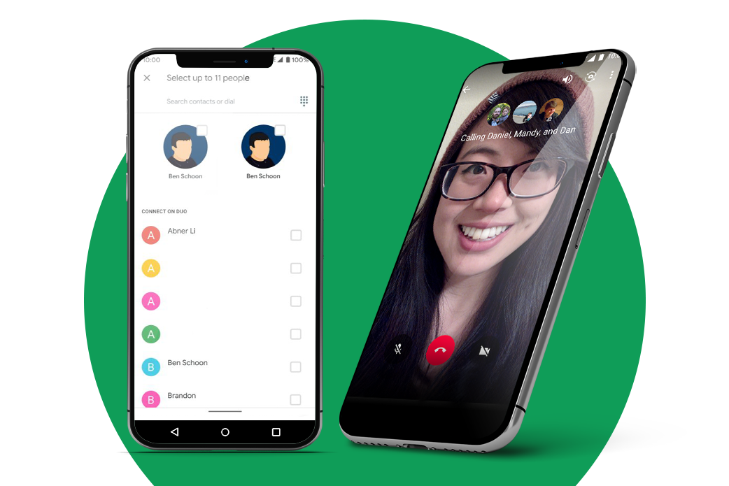 how does video calling work