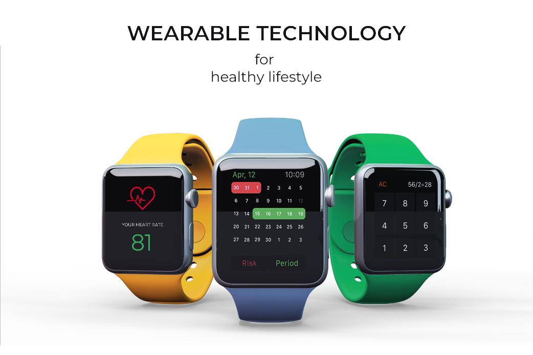 healthcare trends in wearable tech