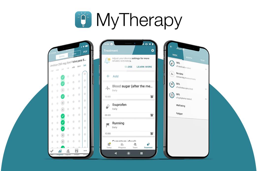 medication reminder app