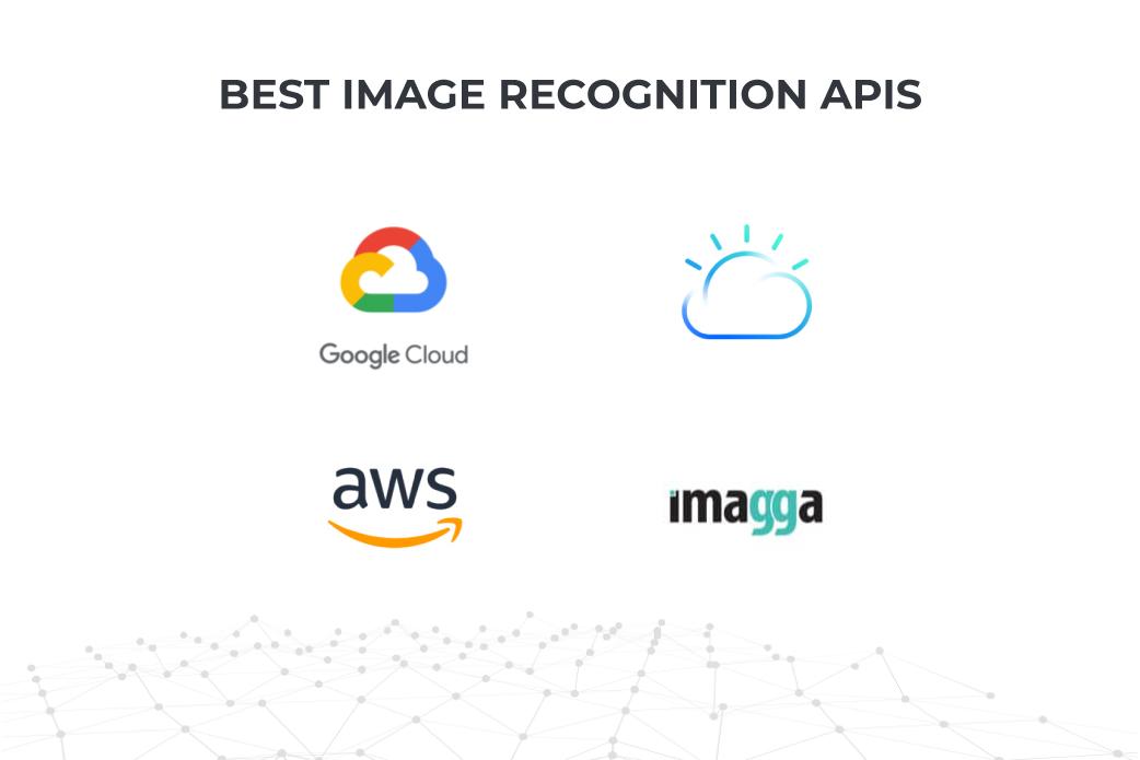 best image recognition apis