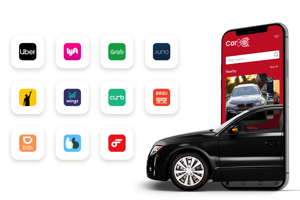 best rideshare apps