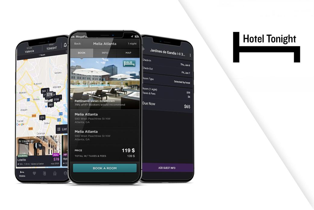 travel app business model