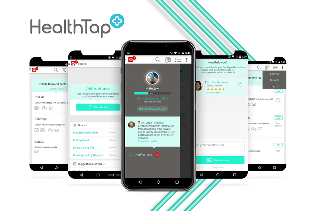 doctor appointment app Healthtap