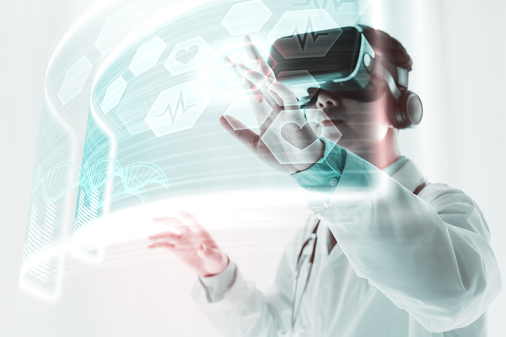 AR & VR - healthcare trends