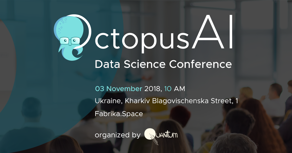 Octopus AI Data Science conference