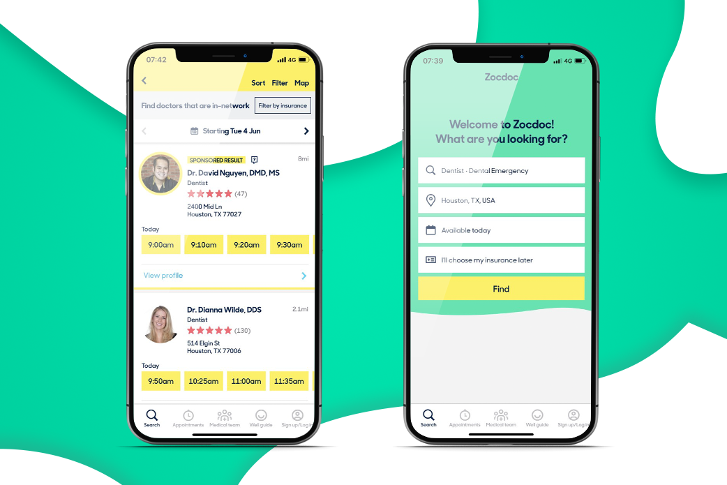 Medical records app for Doctors