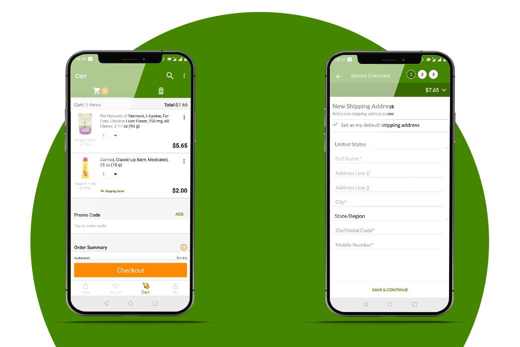 apps for online shopping