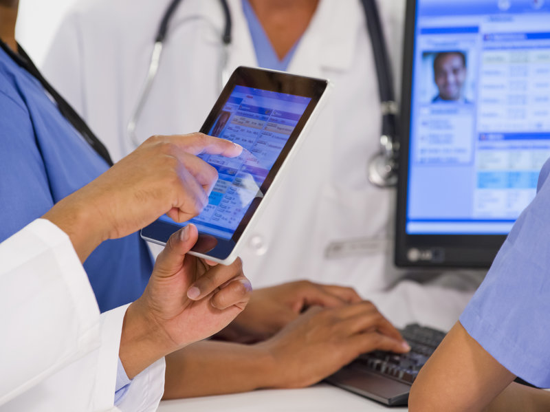 Implementation of HIPAA Security Rules