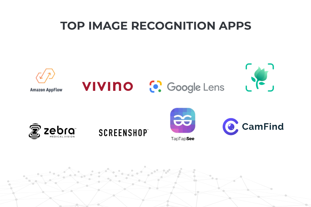 top image recognition apps