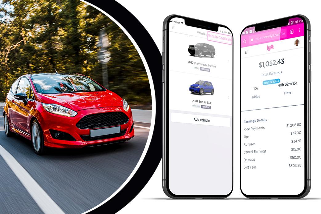 ride sharing app development cost