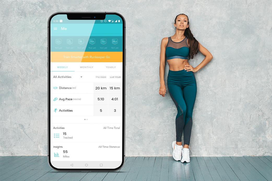 fitness app development ideas
